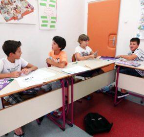 Jezikovne počitnice v Yureni za osnovnošolce in predšolske otroke