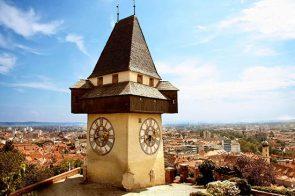 Učenje nemškega jezika v Avstriji: Gradec