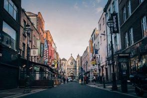 Tečaji angleškega jezika na Irskem (Dublin)